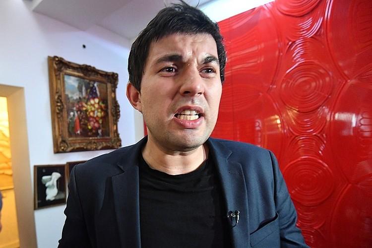 Бари Алибасов-младший.
