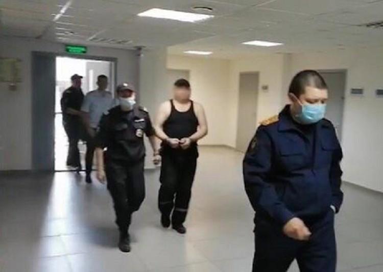 Сергей Мальцев (на переднем плане) лично занимается расследованием этого дела. Фото: СУ СКР