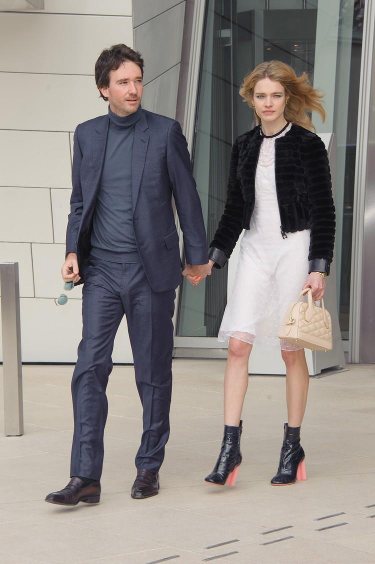 С Антуаном Арно Наталья Водянова познакомилась в 2011 году после того, как развелась с британским лордом Джастином Портамном.