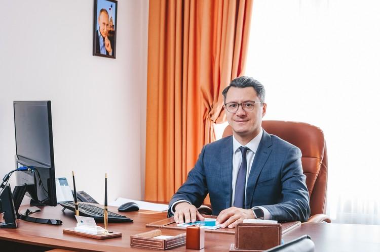 Сергей Харциенко, заместитель генерального директора по маркетингу и продажам ООО «СЗ Звезда»