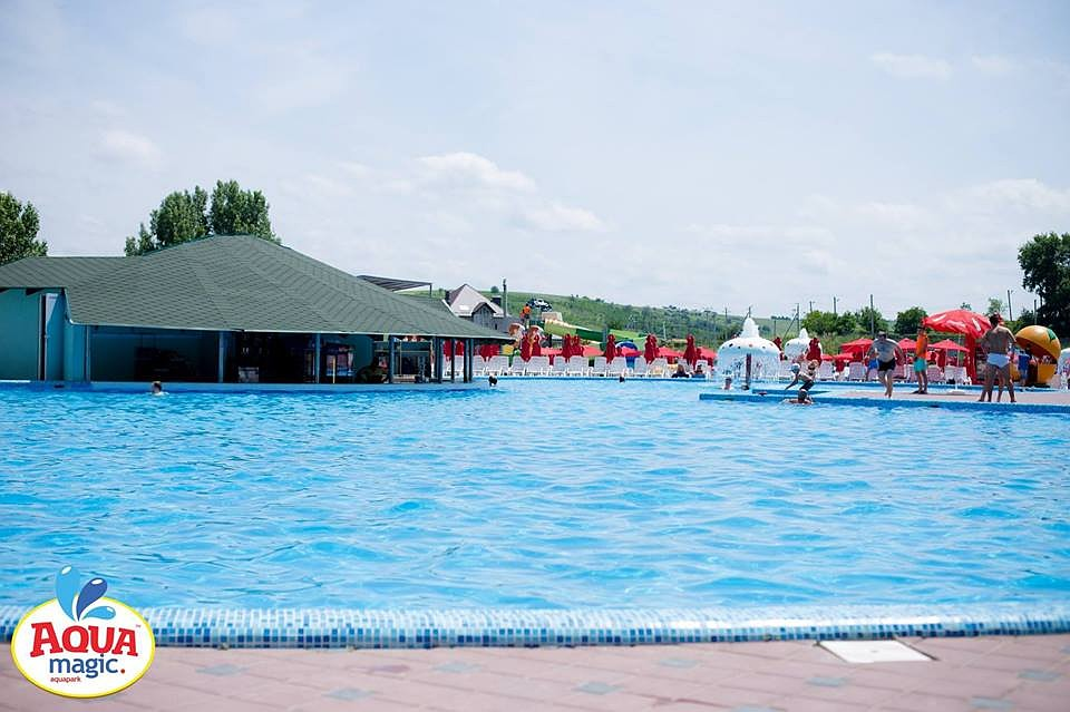 Aqua Park Sociteni