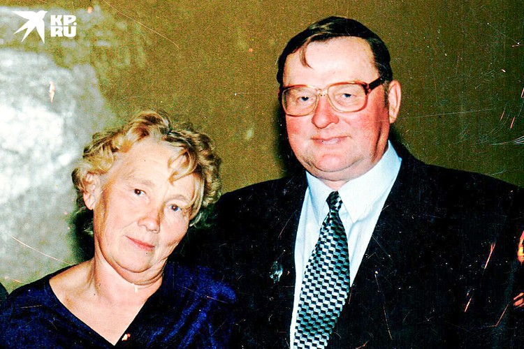 Родители врача всю жизнь посвятили работе в Мурыгинской участковой больнице. Фото: предоставлено героем публикации