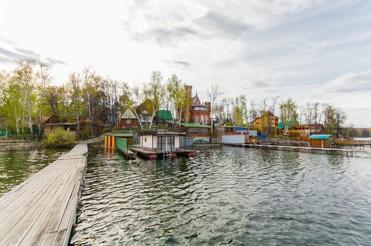 В Челябинской области хватает красивых мест и озер. Фото: сайт частных объявлений.