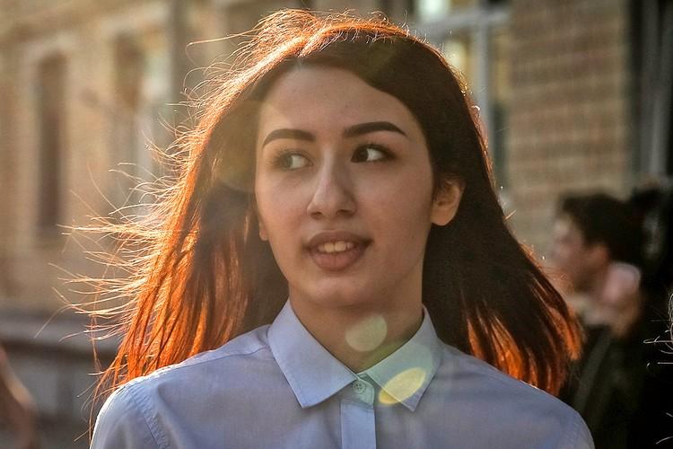 Мария Хачатурян.