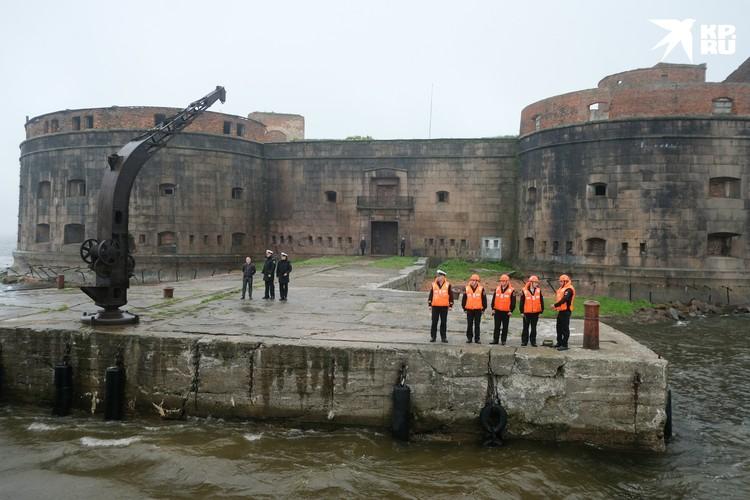 Форты будут восстанавливать бережно, но для туристов они станут столь же надежными, что и сотни лет назад