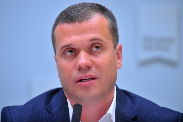 Начальник управления организации и проведения Государственной итоговой аттестации Рособрнадзора Игорь Круглинский.