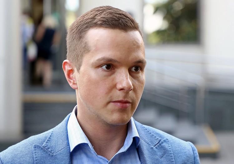 Адвокат Крестины Хачатурян Алексей Липцер. Фото: Антон Новодережкин/ТАСС