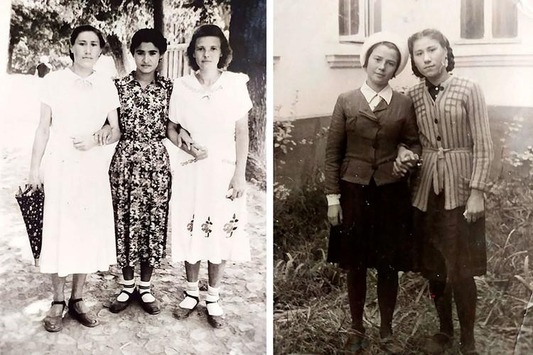 Прототипом главной героини стала бабушка Кристины - Вера Андреевна