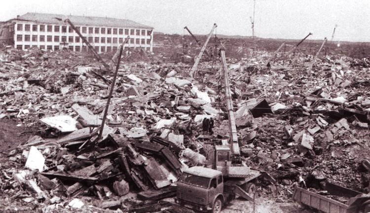 Нефтегорск. Фото: архив СРПСО.