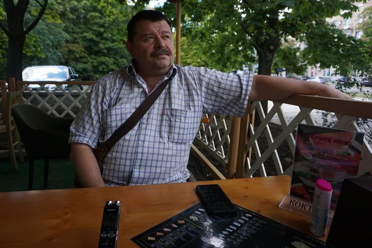 Когда-нибудь Донбасс вернет свои земли.