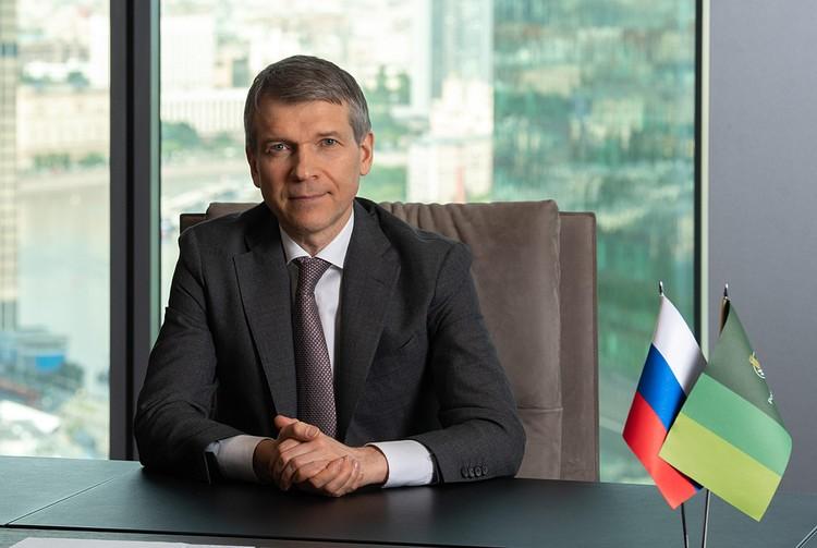 Председатель Правления Россельхозбанка Борис Листов