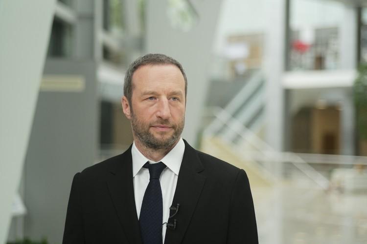 Президент компании «Инград» Павел Поселёнов.