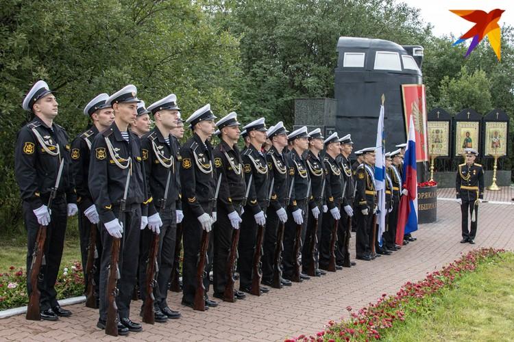 Для военослужащих Северного флота 12 августа особенный день.