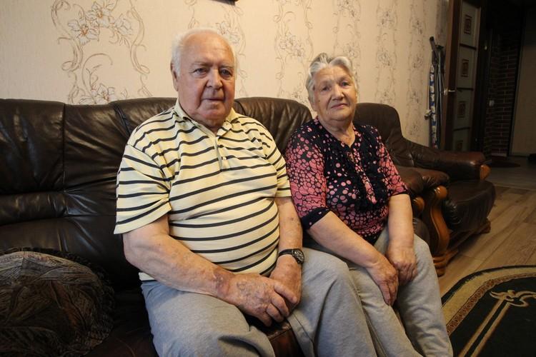 Дмитрий и Валентина поженились в 1958 году. С тех пор вместе.