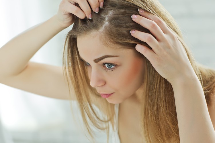 100 выпавших волос в день - это норма
