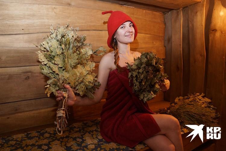 Русская баня - это стержень здорового образа жизни
