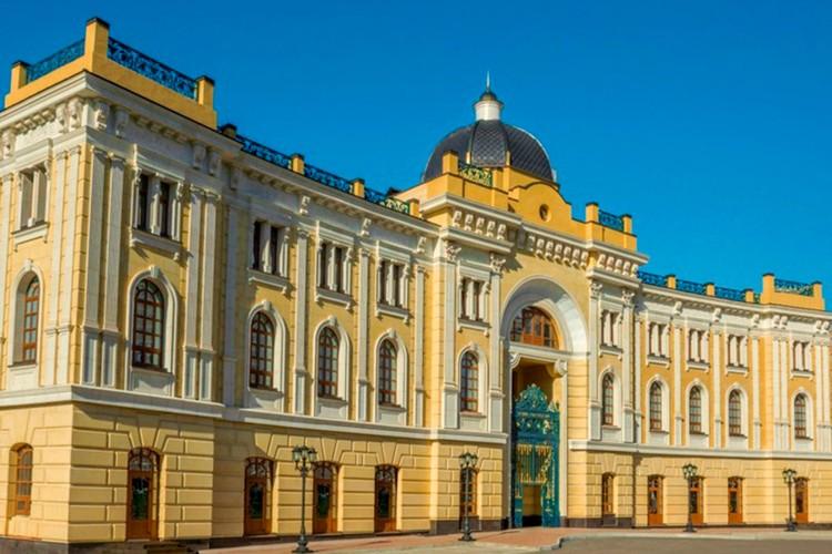 В России есть несколько знаменитых старинных бань.