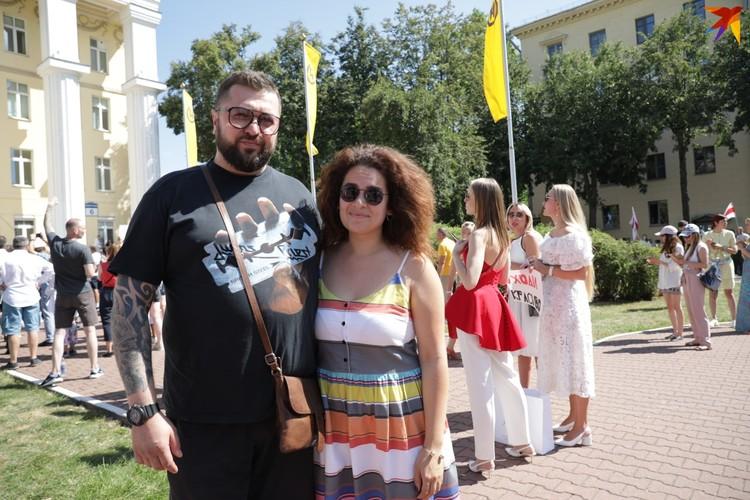 """Дмитрий Шунин и Анна Шалюина сказали, что вести """"Наше утро"""" в такой ситуации, как сейчас в стране, они не могут"""