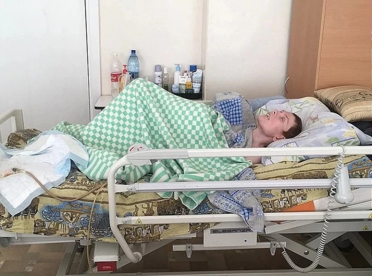 Ирина Пекарская пролежала в больницах больше 10 лет