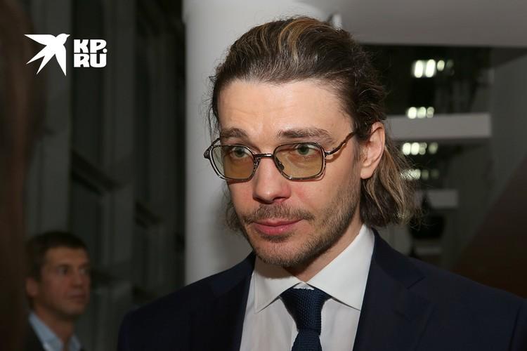 Другая потеря «Табакерки» - Максим Матвеев