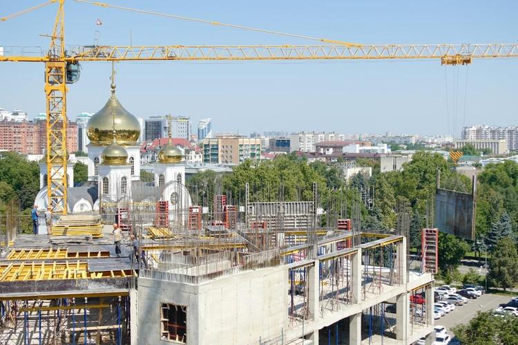 Генплан Краснодара рассчитан на 5 лет и предполагает принципиально новые модели развития города