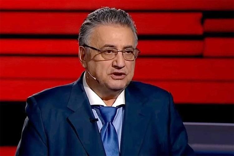 Директор Центра изучения стран Ближнего Востока и Центральной Азии Семен Багдасаров.