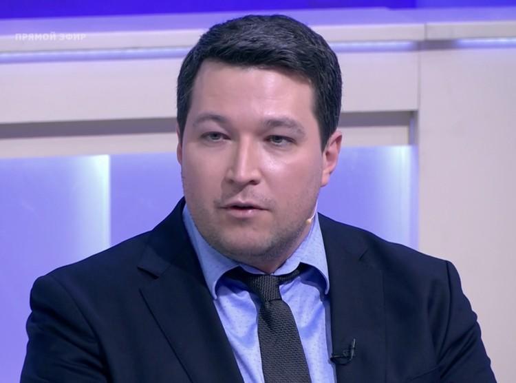 Эксперт по разработке, регистрации и исследованиям лекарств, кандидат медицинских наук Николай Крючков.