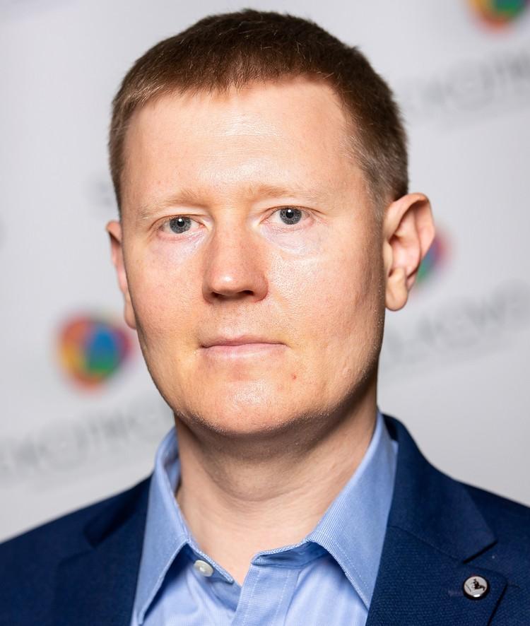 Геронтолог, доктор биологических наук Алексей Москалев