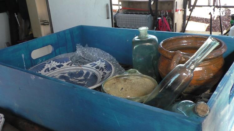 Пролежав три века на морском дне, эти артефакты заслужили право стать музейными экспонатами