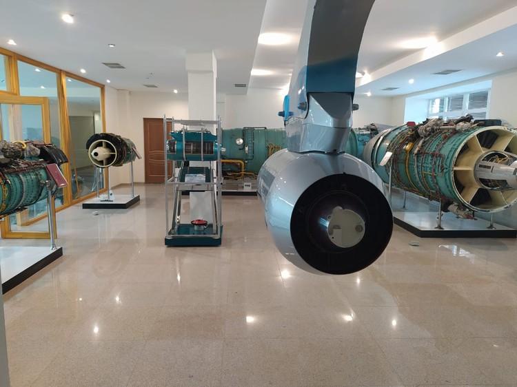 Двигатель Р27 был разработан на «Союзе» для первого советского серийного самолета вертикального взлета и посадки Як-38. Автор фото: Сергей ЕГОРОВ