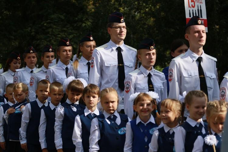 Линейки 1 сентября 2020 в Барнауле