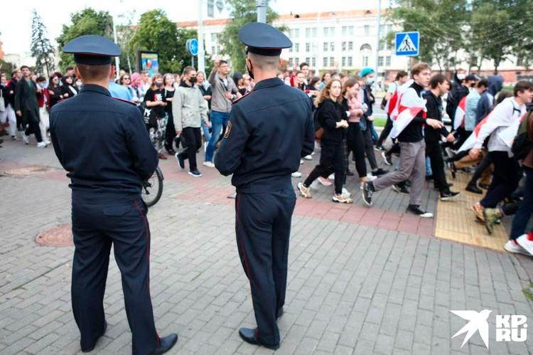 1 сентября, в «День знаний» прогрессивная молодежь должна была подать петицию в Министерство образования.