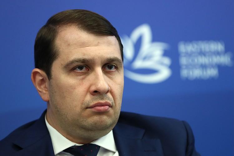 Илья Торосов, заместитель министра экономического развития. Фото: Дмитрий Феоктистов/фотохост-агентство ТАСС