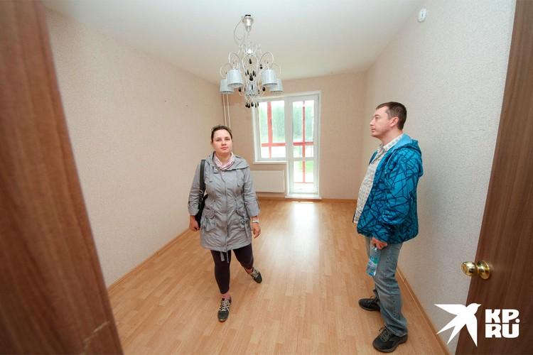Во многих российских городах подорожала аренда комнат.