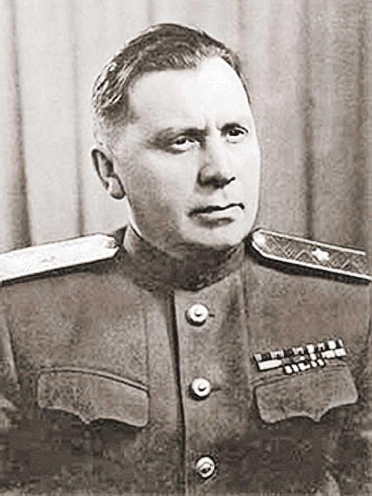 Наум Эйтингон руководил ликвидацией Троцкого в Мексике.