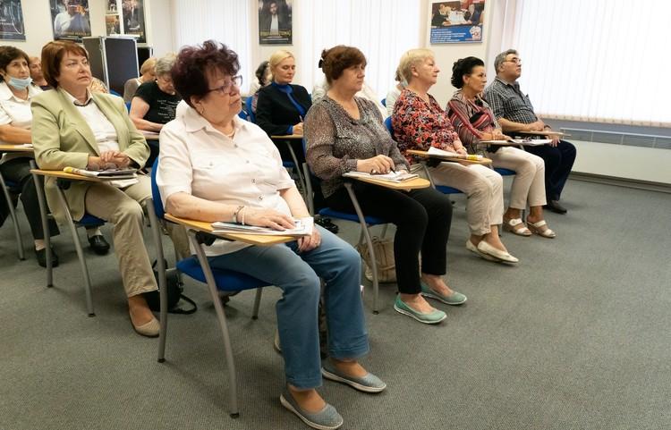 """Лекции проходят в редакции """"КП"""" Фото: Михаил Пантелее"""