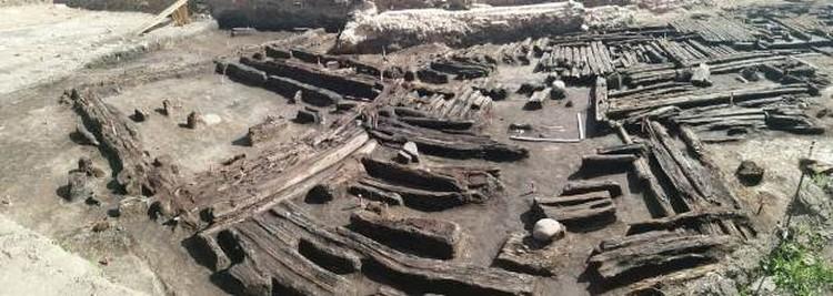 Фото Александровский отряд Суздальской археологической экспедиции Института археологии Российской академии наук