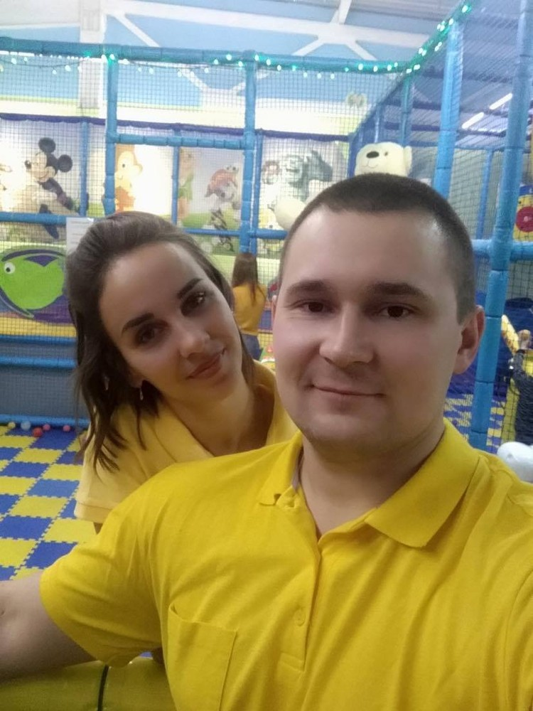 Жена Максима Ульяна ждет второго ребенка. Фото: личный архив.