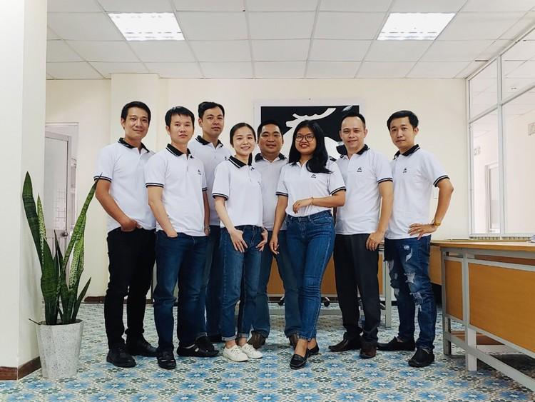 Команда «Группы ГАЗ» во Вьетнаме. Фото пресс-службы Группы ГАЗ