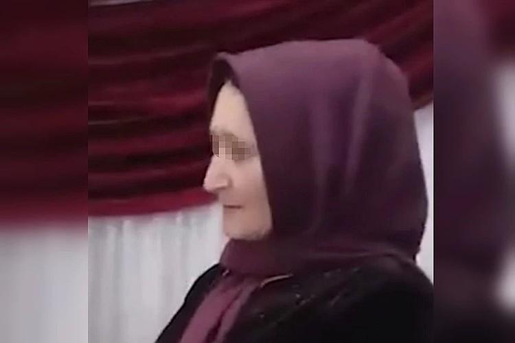 Мать погибшей на свадьбе