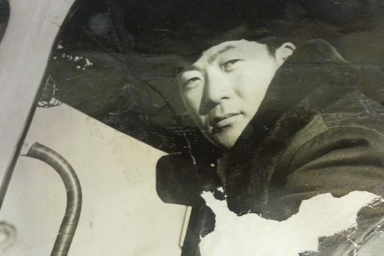 Николай Нем всю жизнь работал шофером. Фото: из личного архива Алены Маховой.