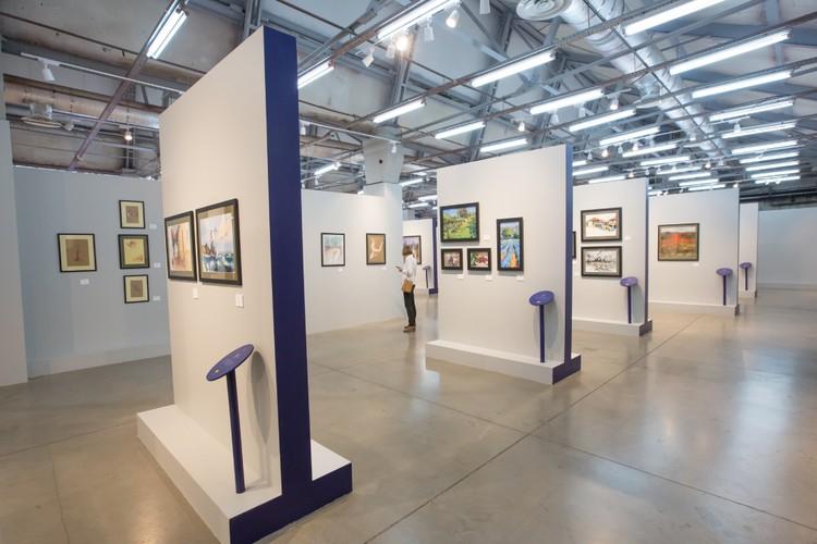 Более 300 произведений современного искусства - и все они стоят того, чтобы их увидеть! Фото предоставлено Академией Art Life.