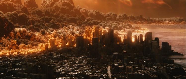 """Солнце способно нас спалить, как в фильме """"Знамение""""."""