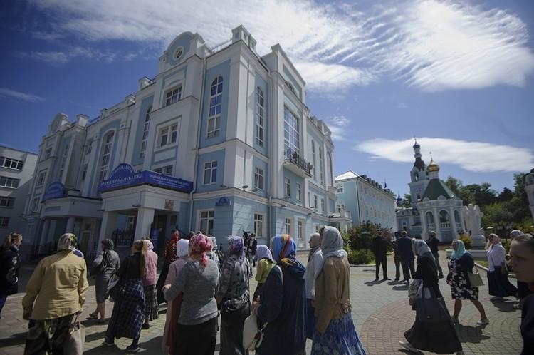 Епархиальный суд отлучил Сегрия от Церкви