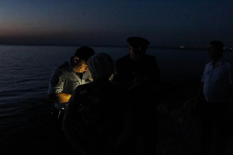 Информация о происшествии поступила на пульт оперативного дежурного ГКУ ЦГЗ г.Севастополя в 18 часов 07 минут.