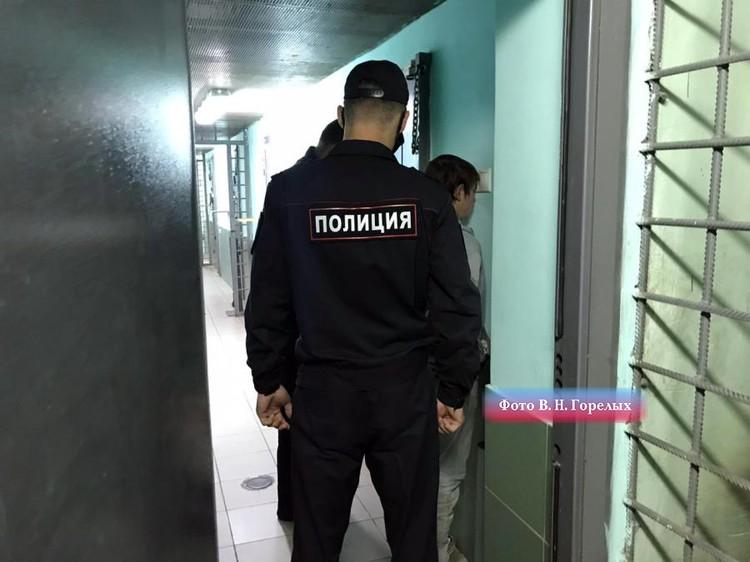 Парня заключили под стражу. Фото: Валерий Горелых