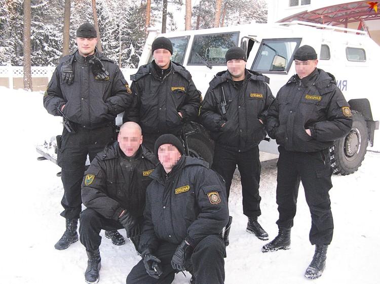 Павел Кулаженко служил в ОМОНе 6 лет. Ветеран спецподразделения говорит, что до 2010 года ОМОН не привлекали для разгона массовых демонстраций. Фото: личный архив.