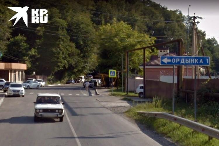 Убийство произошло в крохотном селе Ордынка.
