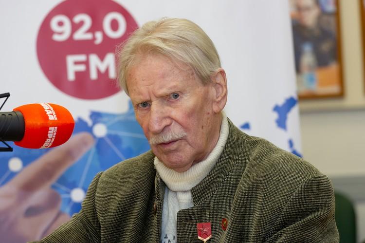"""Иван Краско на Радио """"КП-Петербург"""" 92.0 FM"""