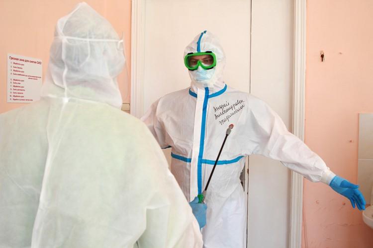 Эпидемиологи предупреждают: с вирусом шутки плохи.